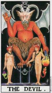 the devil-universal waite