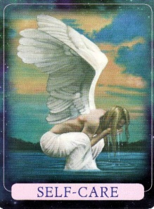 Indigo Angel Oracle-Self-Care