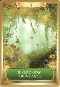 Energy Oracle-Blossoming Abundance
