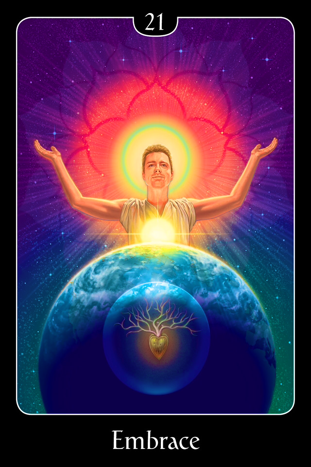 Psychic Tarot Cards Meanings: Today's Tarot Oracle: Your Day To Embrace Your World