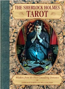 The latest addition to my Tarot collection: The Sherlock Holmes Tarot, based on the cases of the great consulting detective.