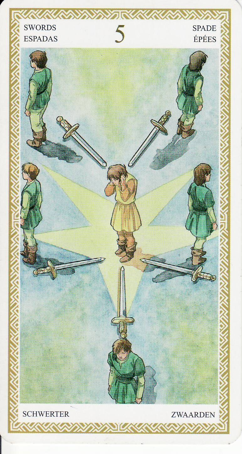 Today's Tarot: Sometimes You Win, Sometimes You Lose