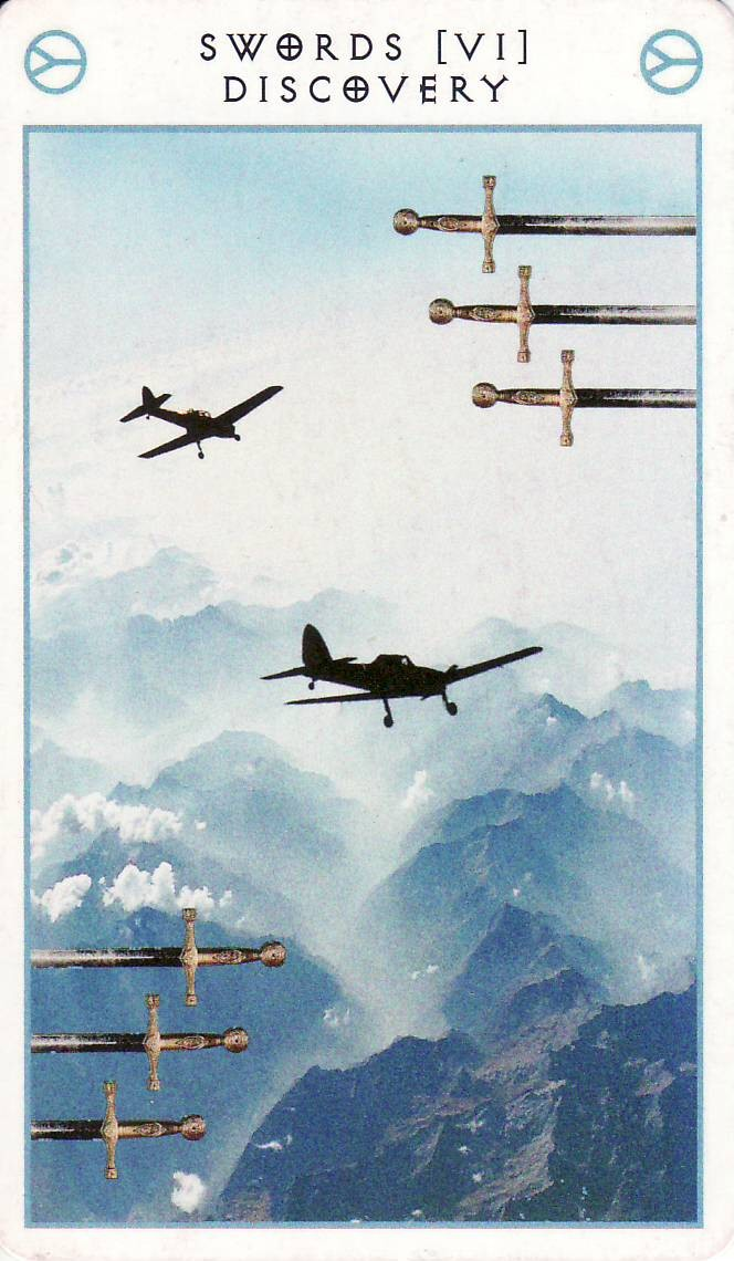 Today's Tarot: Soaring to New Heights | life of HIMM