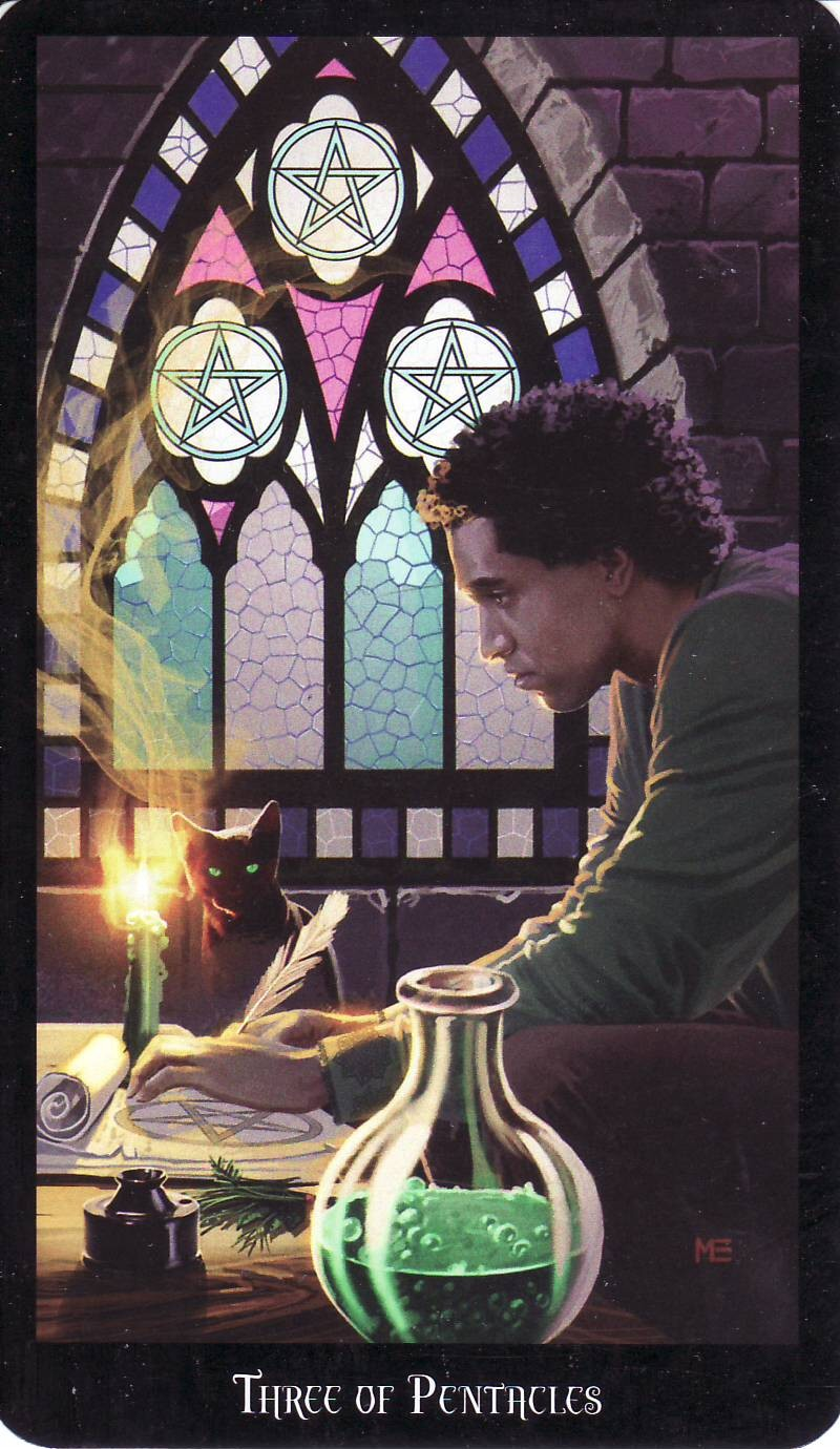 Today's Tarot: Mastering Your Craft