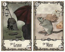 The Grave and The Mice