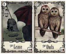 The Grave and The Owls