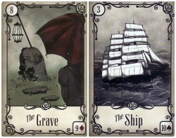 The Grave and The Ship