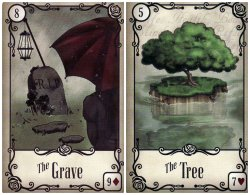 The Grave and The Tree