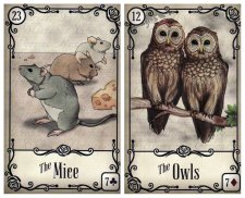 The Mice and The Owls