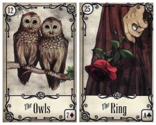 The Owls and the Ring