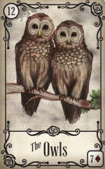 The Owls-UtR Lenormand
