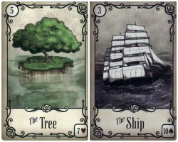The Tree and The Ship
