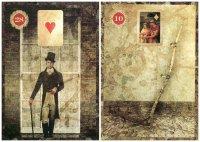 Gentleman and Scythe-Malpertuis Lenormand
