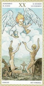Judgement-Lo Scarabeo Tarot