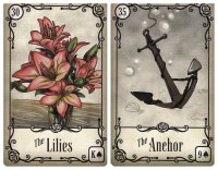 Lilies and Anchor-UtR