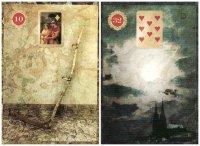 Scythe and Moon-Malpertuis Lenormand
