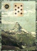 The Mountain-Malpertuis Lenormand