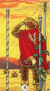 3 of Wands-Robin Wood Tarot