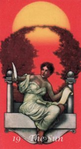 The Sun-Odyssey Tarot