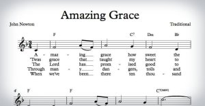 "My dream, featuring the hymn ""Amazing Grace,"" set the stage for a ""Synchronicity Sunday."""