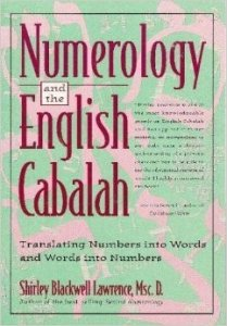 numerology and the english cabalah cover
