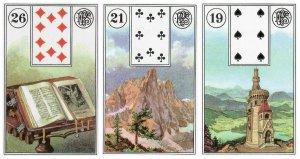 book mountain tower=piatnik