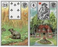 mice house-piatnik