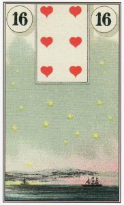 Stars, from the Dondorf Lenormand.