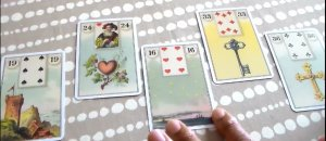 Recently, I conducted my first weekly Lenormand vidoe reading to give me more experience with the cards.