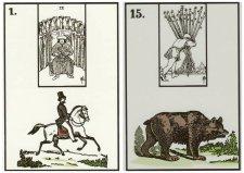 rider bear-ny lenormand
