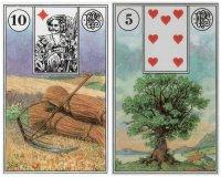 scythe tree-piatnik