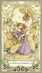 7 of pentacles-mystic faerie