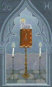 book-mystical lenormand