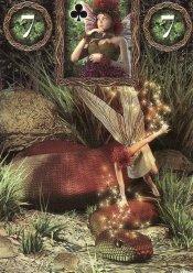 snake-fairy lenormand