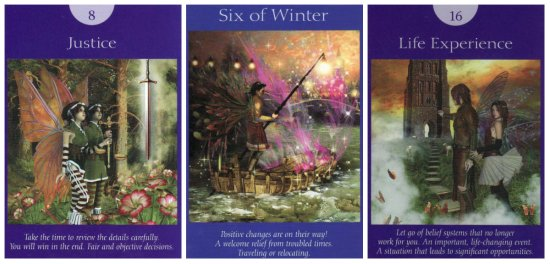fairy tarot reading 11-22-2015