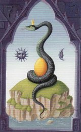 snake-mystical