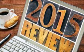 Wordpress inspired me to review the evolution of the blog throughout 2015.