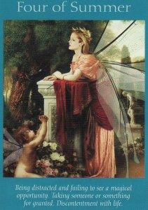 4 of summer-fairy tarot
