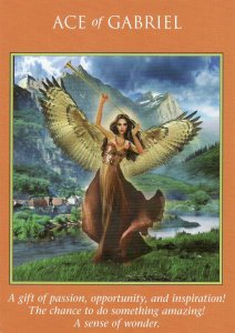 ace of gabriel-archangel power