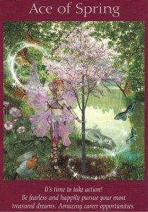 Ace of Spring-Fairy Tarot