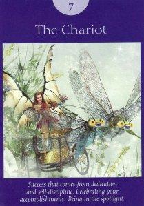 The Chariot-Fairy Tarot