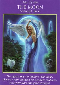 the moon-archangel power