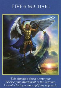 5 of michael-archangel power