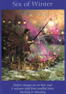 6 of winter-fairy tarot