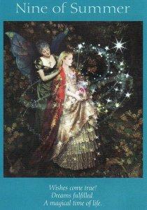 9 of summer-fairy tarot