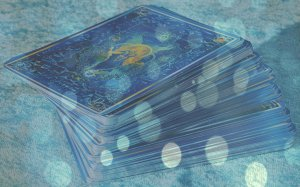 """December may become """"Divination Dreaming"""" month for me, as I had dreams of working with a new divinatory tool at the end of last year."""