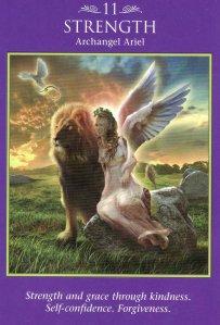 strength-archangel power