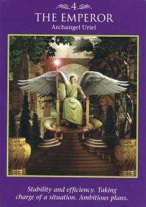 the emperor-archangel power