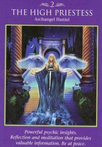 the high priestess-archangel power
