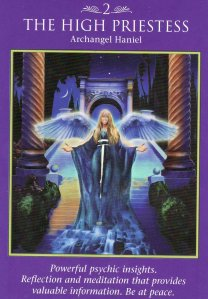 the high priestess-archangel power